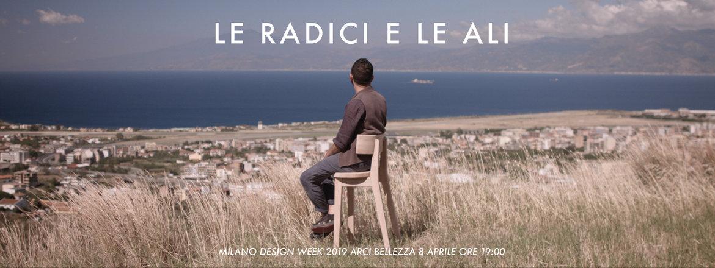 INVITO LE RADICI E LE ALI ARCI BELLEZZA LUNEDI 8 APRILE 2019